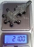 Пятипала фібула, фото №13