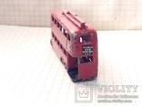 Троллейбус двохэтажный London trolleybus by lesney N 56, фото №4