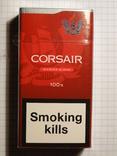 Сигареты CORSAIR 100 мм RED