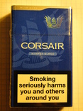 Сигареты CORSAIR  BLUE
