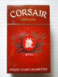 Сигареты CORSAIR RED