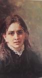Женский портрет в русском искусстве (Ленинград 1974), фото №8
