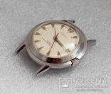 Часы Louvic Automatic, винтаж 1950е, Swiss Made, фото №3