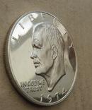 1 Доллар 1974 Пруф, фото №5