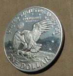 1 Доллар 1974 Пруф, фото №9