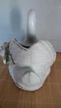 Статуэтка-ваза Лебедь фото 7