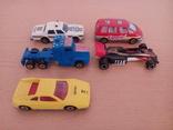 Коллекционные модельки машинок NOVACAR (5 шт), фото №2