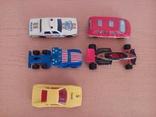 Коллекционные модельки машинок NOVACAR (5 шт), фото №3