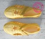 Новинка кроксы, аквашузы Steiner желтые 37 размер, фото №6