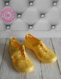 Новинка кроксы, аквашузы Steiner желтые 37 размер, фото №8