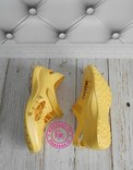Новинка кроксы, аквашузы Steiner желтые 37 размер, фото №9