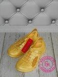 Новинка кроксы, аквашузы Steiner желтые 37 размер, фото №11