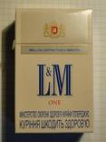 Сигареты LM ONE
