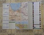 Прибалтика. Туристические карты 3 шт., фото №6