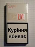 Сигареты LM Coral White