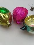 Набор ёлочных игрушек, СССР, фото №3