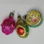 Набор ёлочных игрушек, СССР, фото №2