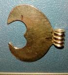 Реплика-копия Лунница ЧК 5 век, фото №8