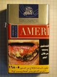 Сигареты American Gold