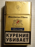 Сигареты Business Class