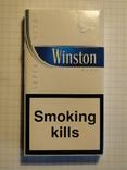 Сигареты Winston Blue slims фото 1