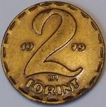 Угорщина 2 форинта, 1979