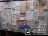 Документы  к самолетам 25 шт., фото №2