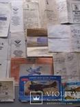 Документы  к самолетам 25 шт., фото №7