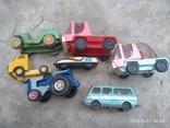 Лот автомобилей времён СССР, фото №6
