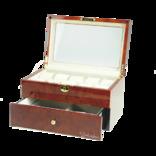 Шкатулка для хранения часов Salvadore 804-16DBC