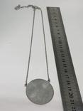 Круглый кулон на цепочке(2), фото №5