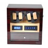 Шкатулка Salvadore для подзавода 4 часов X-2/05-EC1 2x4+ фото 2
