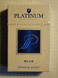 Сигареты PLATINUM BLUE