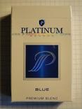 Сигареты PLATINUM BLUE фото 2