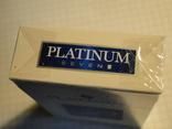 Сигареты PLATINUM BLUE фото 5