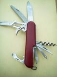 Стильный многофункциональный нож в коллекцию., фото №3