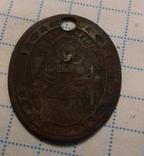 Іконка з святими, фото №2