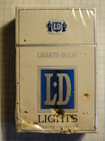 Сигареты LD LIGHTS
