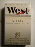 Сигареты WEST LIGHTS