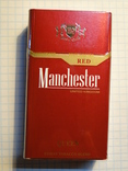 Сигареты Manchester RED  QUEEN