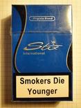 Сигареты Stix International Blue