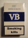 Сигареты VB