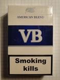 Сигареты VB фото 2