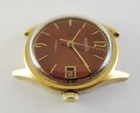 Часы Восток. Позолота AU10, фото №5