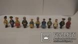 13 Фигурок из набора 15 республик СССР, фото №2