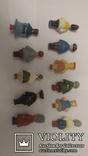 13 Фигурок из набора 15 республик СССР, фото №4