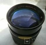 VC AUTO-BEROFLEX 1:2.8 f=135mm М42, фото №2