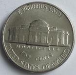 США 1 цент 1994 D, фото №3