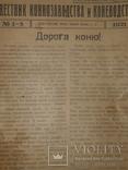 1921 Вестник коневодства, фото №8