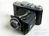 Фотоаппарат Ercona II,1956 год,VEB Zeiss Ikon,Германия.Гарантия 1 год., фото №3